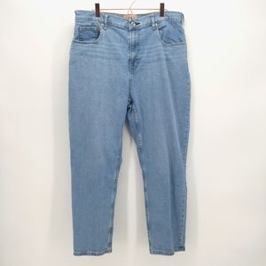 Everyone High Rise Ankle Jeans